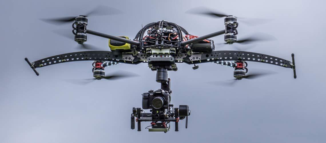 Atom Drone Works