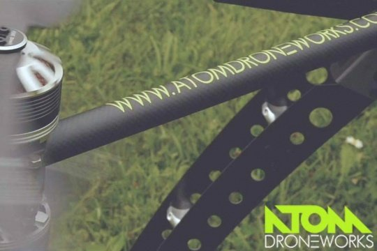 Atomdroneworks Reel 2018